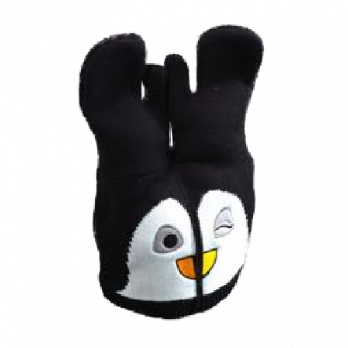 TUQUE MITAINE PINGOUIN - SYNERGLACE