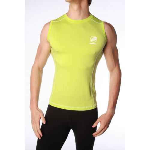 Tee-Shirt Natural Peak Homme PACCALY VERT LIME