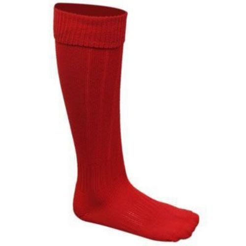 MADSPORT CHAUSSETTES OLYMPIQUE UNI ROUGE