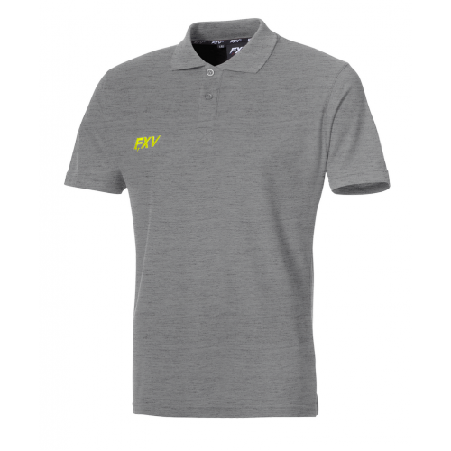 FXV POLO CLASSIC FORCE Gris chiné