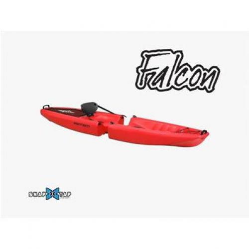 FALCON SOLO kayak modulable - Rouge Point 65°N