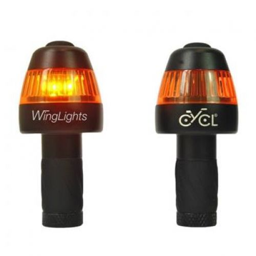 WINGLIGHTS FIXED Clignotants Vélo Cycl