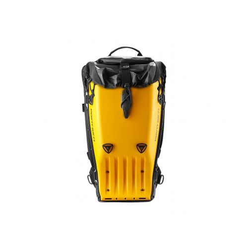 BOBLBEE GT25L Sac à dos / Protection dorsale - 25 L - Jaune Wasp Point 65°N
