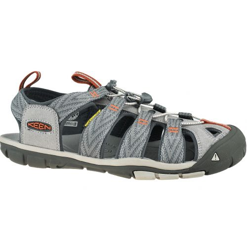 Keen Clearwater CNX 1018497 Homme sandales de sport Grise