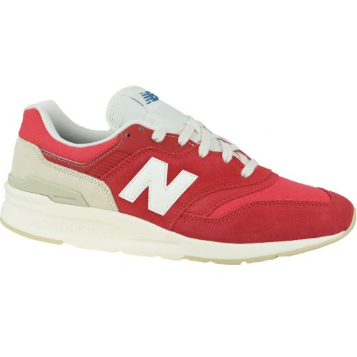 New Balance CM997HBS Homme sneakers Rouge