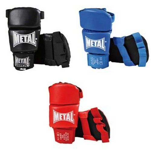 Mitaines / Gants MMA Ju Jitsu Initiation METAL BOXE