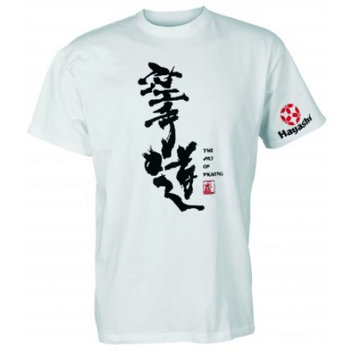 Tee-shirt the art of fighting hayashi