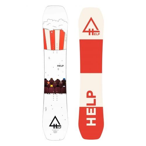 Planche The Winter Helpsnowboards