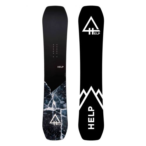 Planche The mountain Helpsnowboards