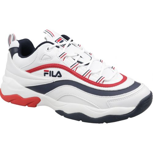 Fila Ray F Low 1010578-01M blanc Homme sneakers Blanc