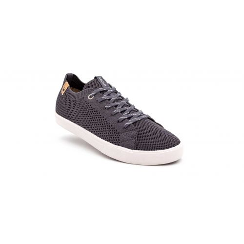Chaussures vegan CANNON KNIT OBSIDIAN Saola
