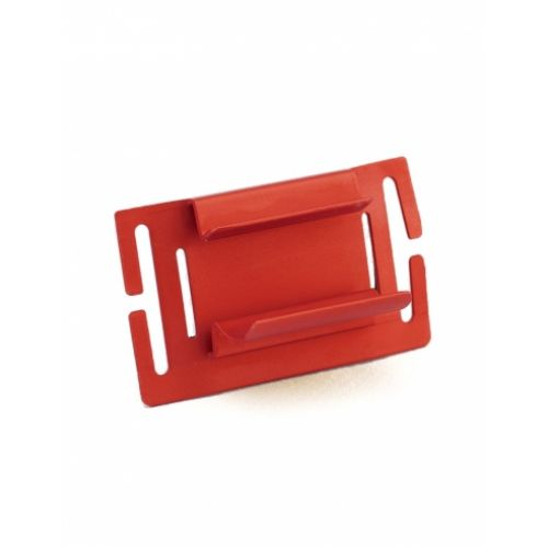 Support universel Rouge pour lampe frontale - Stoots