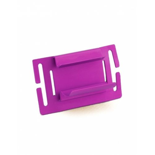 Support universel Violet pour lampe frontale - Stoots
